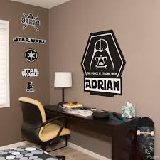 jessica ristic graphic designer licensed wall decals darth vader personized wall decal