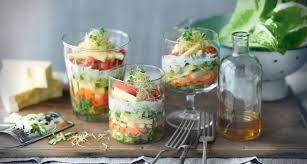 lidl recettes de cuisine salade d été colorée aux légumes et au beaufort