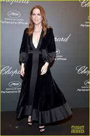 julianne moore u0026 adriana lima look stunning at u0027chopard u0027 space