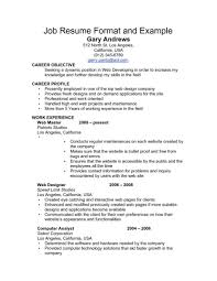 resume templates for jobs word job template college student no