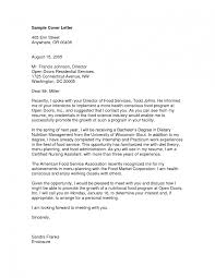 sample nursing cover letter new grad new grad nurse cover letter example recent free