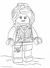 printable lego batman coloring pages