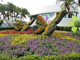 epcot flower and garden festival topiaries for 2015 traveling mom