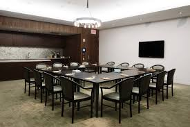 Small Boardroom Table Office Conference Furniture Modular Meeting Room Tables 6 Foot