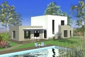 villa d architecte contemporaine indogate com maison moderne cube
