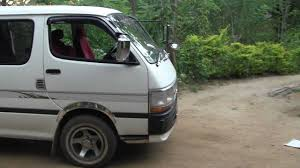 toyota vans toyota dolphin van for sale in sri lanka youtube