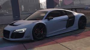 Audi R8 Lms - audi r8 lms street custom add on gta5 mods com