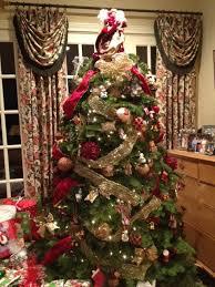 classic tree decorating ideas 8285 traditional tree
