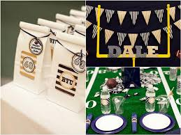 60th birthday party ideas kara s party ideas 60th birthday football tailgating party