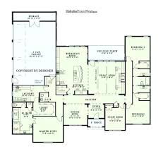 house plans with 5 bedrooms house plans 1 story 5 bedroom country house plan