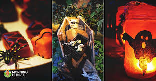 Frugal Outdoor Halloween Decorations by 37 Frugal U0026 Fun Halloween Decoration Ideas You Are Sure To Love