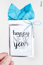 new year goodie bag new years printables free happy new year 2018 darice