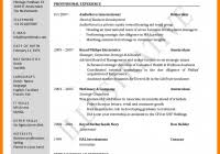 6 standard cv format free download janitor resume with resume