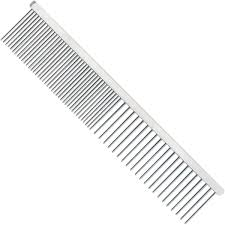 metal comb ancol steel dog comb