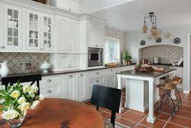 Mediterranean Tiles Kitchen - mediterranean tile backsplash houzz