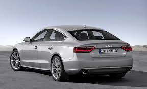 audi a5 sportback planned for the u s but not a4 diesel u2013 news