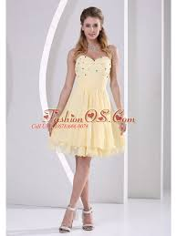 quinceanera damas dresses light yellow sweetheart dama dresses for quinceanera 128 67