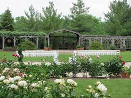 wedding venues rockford il klehm arboretum botanic garden venue rockford il weddingwire