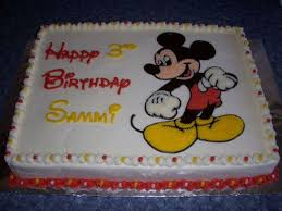 mickey mouse on cake central compleanno torte pinterest cake