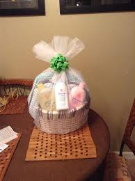 Baskets For Gifts Decoration Of Baby Shower Gift Baskets Home Decor And Furniture