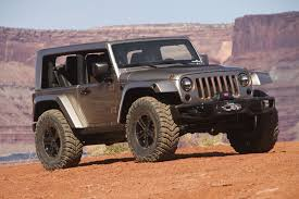 sand jeep wrangler jeep wrangler sand trooper ii concept from mopar speeddoctor net