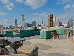 Outdoor Kitchen Construction Rooftop Outdoor Kitchens In Urban Spaces Commercial Construction