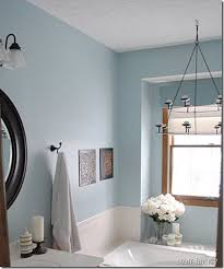 blue u0026 taupe bathroom agrees with taupe tile and oak trim also