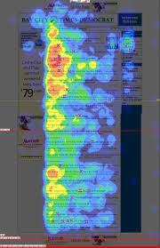 Heat Maps Heatmaps From Clicks How Crazyegg Improved Our Website Overnight