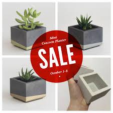 concrete planters for sale blog u2014 nystrom goods