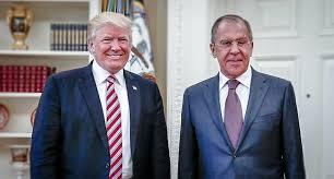 Trump In The Oval Office Kremlin News Agency That Was In The Oval Office For Trump Russia