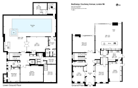 Floor Plan For Mansion 25 Million Mansion In London England Homes Of The Rich