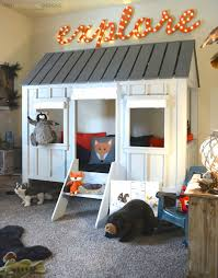 Bunk Beds Designs For Kids Rooms by Best 25 Kids Cabin Beds Ideas Only On Pinterest Cabin Beds For