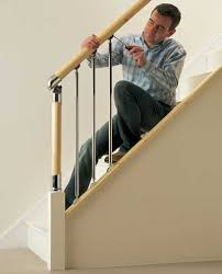 Cheap Banisters Staircases Biz How Easy Is The Fusion Handrail To Fit