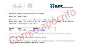 pago referenciado sat 2016 los impuestos imágenes de correos apócrifos