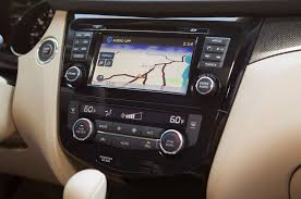 nissan pathfinder dvd player 2013 vs 2014 nissan rogue styling showdown truck trend