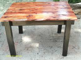 Cedar Table Top by Handmade Rustic U0026 Log Furniture July 2012