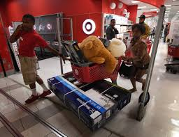 black friday for target 2017 target to lower prices on many goods as sales sag over holiday season