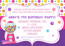 birthday party invitations invitations for birthday party marialonghi