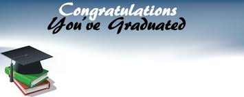 congratulations graduation banner on your graduation personalised banner partyrama co uk