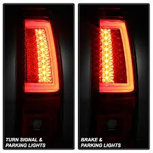 2000 chevy silverado tail light assembly neon pyro tube 2003 2006 chevy silverado red clear led tail lights