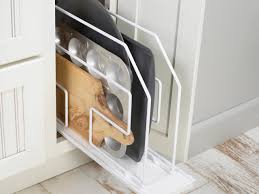 How To Make Pull Out Drawers In Kitchen Cabinets Creative Storage Ideas For Cabinets Hgtv