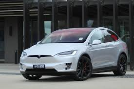 maserati tesla 2017 tesla model x quick review