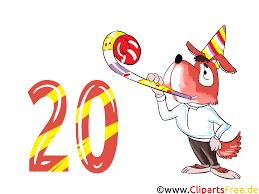 geburtstagssprüche 20 jubiläum bilder cliparts illustrationen gifs grafiken kostenlos