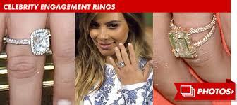 Kim K Wedding Ring by Kimye Engaged Kim Kardashian Kanye West Engaged Tmz Com