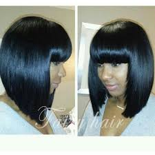 how to do a bob hairstyle with weave 121 best bob lyfe images on pinterest hair dos hair cut and braids