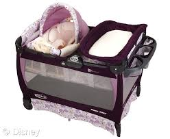 Graco Pack N Play Bassinet Changing Table Disney S Minnie Mouse Collection By Graco Disneybaby And