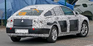 opel commodore 2018 2018 holden commodore fresh clues about future large car