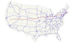 Denver Terminal B Map U S Route 6 Wikipedia