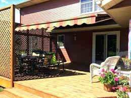 patio exles glass patio awning large image for retractable garden awning