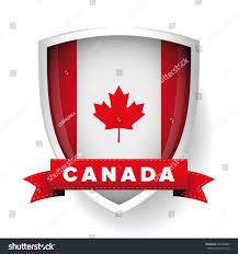 coat arms canada stock vector 345553685 shutterstock